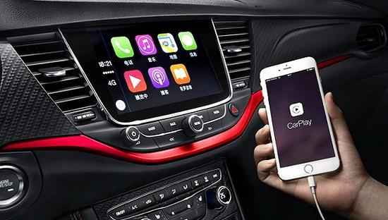 智能手机和汽车之间怎么连接?