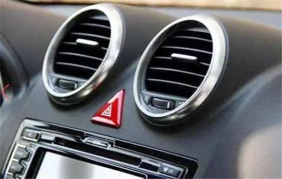 汽车污染灯标志图解