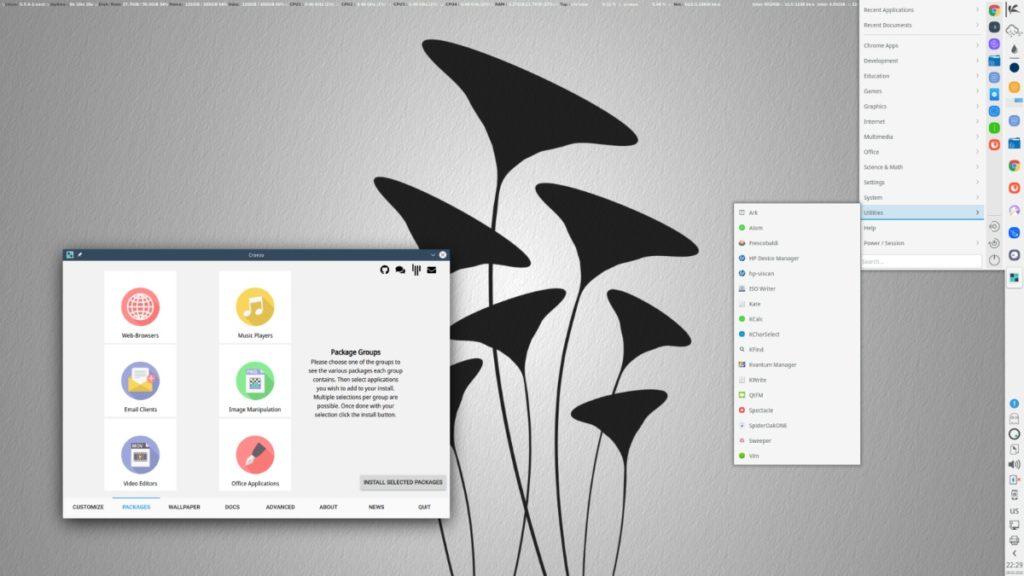 桌面Linux发行版 KaOS 2020.05 发布