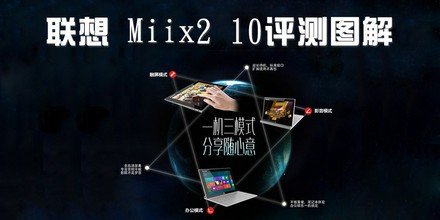 联想 Miix2 10评测图解