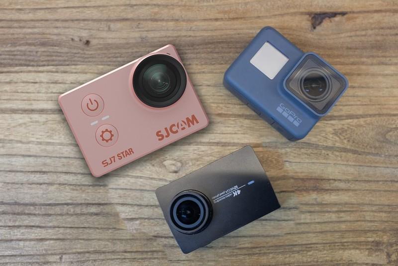 现在运动相机买哪款好?