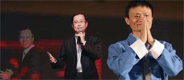 接替马云的新阿里巴巴董事局主席张勇是谁?