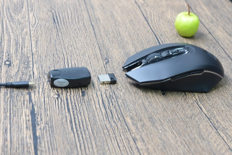 双模版的鼠标多吗,达尔优的双模版鼠标是不是只有EM925PRO双...