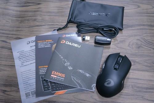 为什么我玩绝地求生的时候,鼠标很快,我用的是达尔优EM905...
