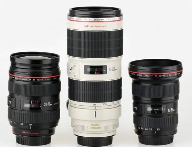 佳能大三元镜头值得买么?