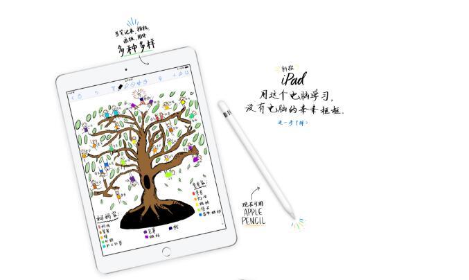 新iPad2018怎么样?新iPad2018相比其他iPad有哪些优势?