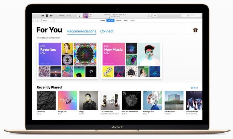苹果的iTunes从桌面版中删除了iOS应用商店,什么情况?