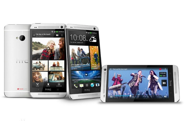 HTC one mini有白色的么