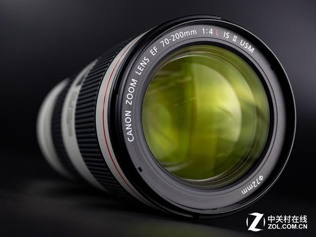 佳能新一代70-20mm F4镜头怎么样?