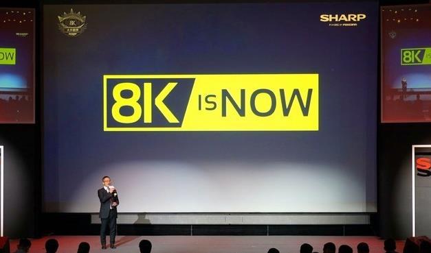8K电视到底有多厉害