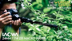 老蛙25mm f/14是一款怎样的镜头?