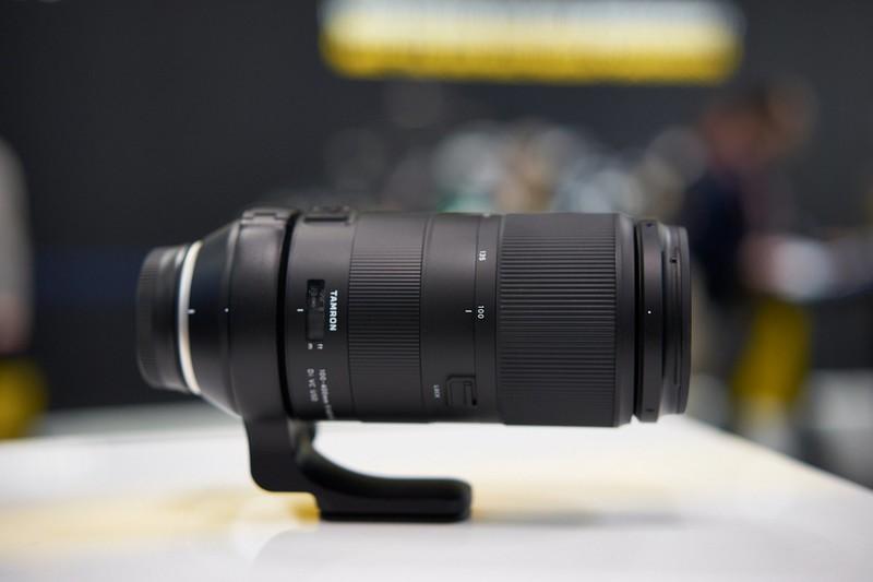 腾龙的100-400mm镜头怎么样?