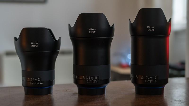 蔡司的25mm f/1.4怎么评价?