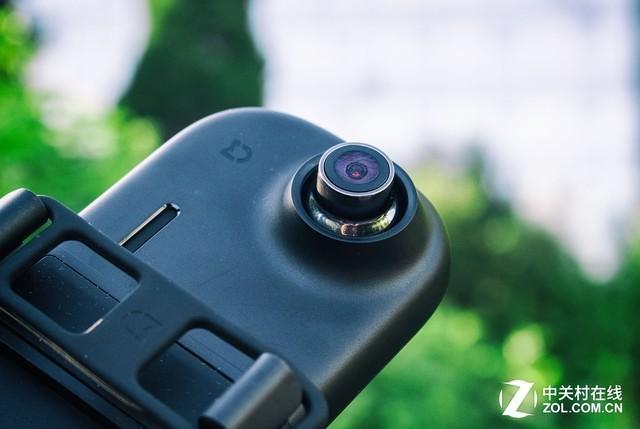 小米米家后视镜行车记录仪怎么语音控制?