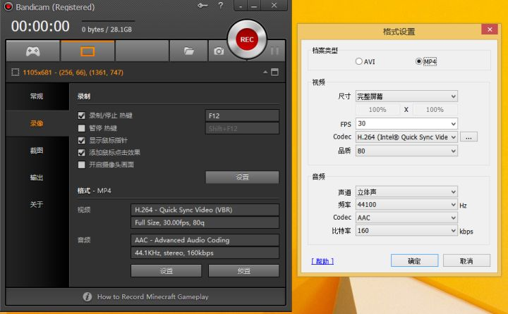 电脑屏幕录像软件哪个好?