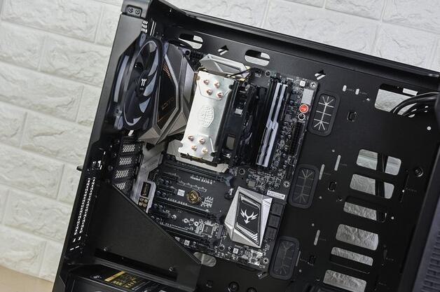 组装一台电脑总共分几步?
