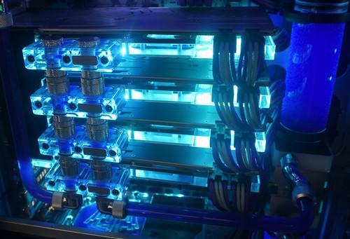 水冷散热器用更大的水冷排有意义吗?