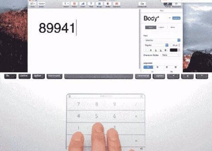 有没有适用于苹果笔记本的一些不错的小物件?