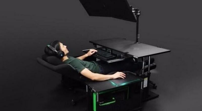 能不能介绍一款在公司可以舒服办公的设备?