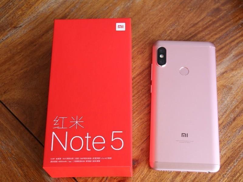 锤子坚果3和红米Note5哪个值得买?