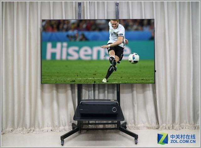 激光电视为什么这么贵?