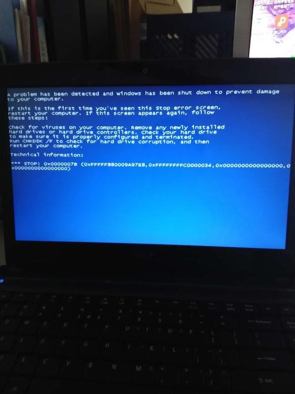 acer笔记本电脑开机点正常启动出现英文怎么办?求大神告诉方...