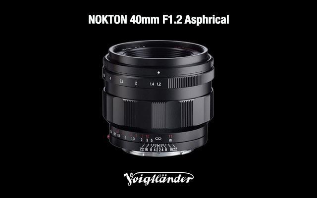 福伦达40mm f/1.2镜头怎么样?