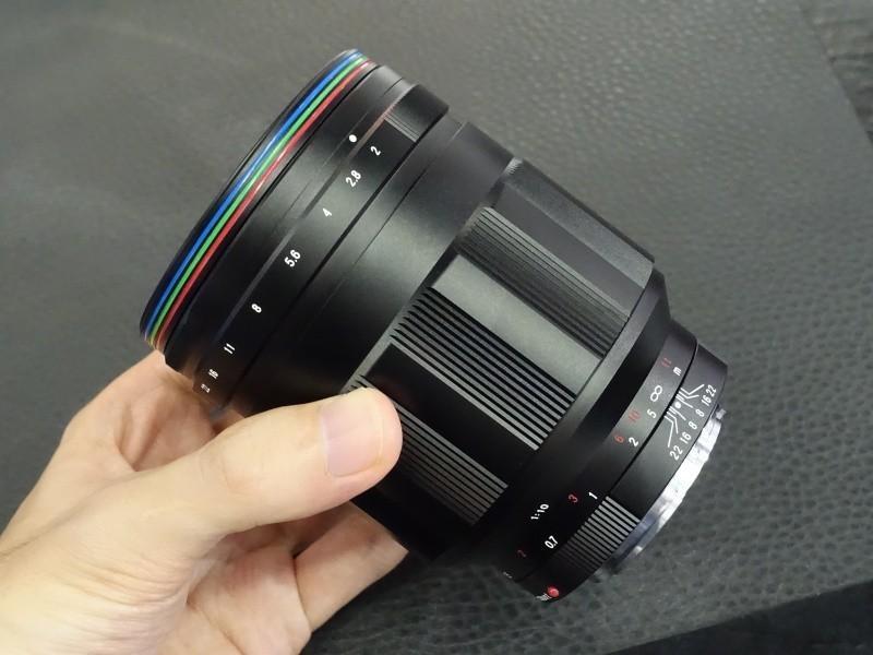 福伦达65mm f/2.0镜头怎么样?