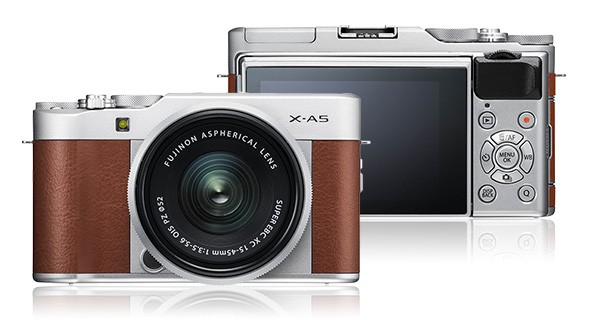 富士的X-A5相机怎么样?