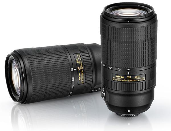 尼康的新70-300mm镜头值得入手么?