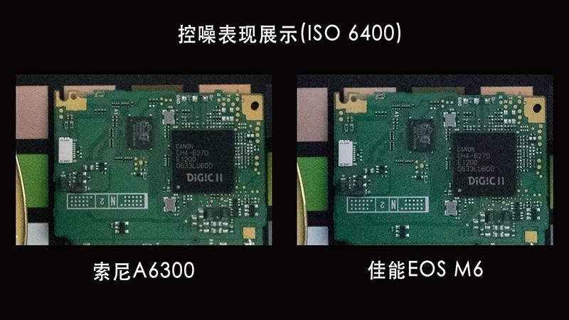 佳能m6与索尼6300买哪个?