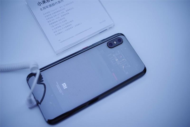 透明的智能手机现实吗?