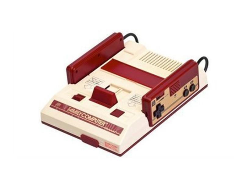 """你玩过任天堂的""""红白机""""吗?"""