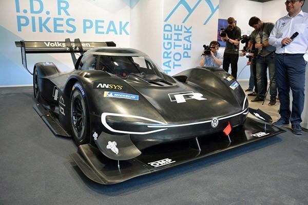 有比F1赛车还快的电动车么?