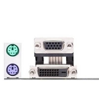 华硕H310M-K主板的显示接口是DVI-I吗?还是DVI-D之类的